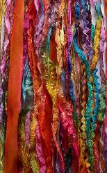 Mojave Sunset Silk Ribbons