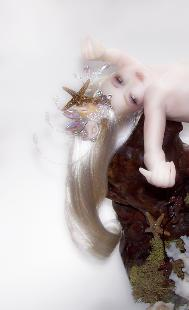 Ondine, OOAK Mermaid Sculpture